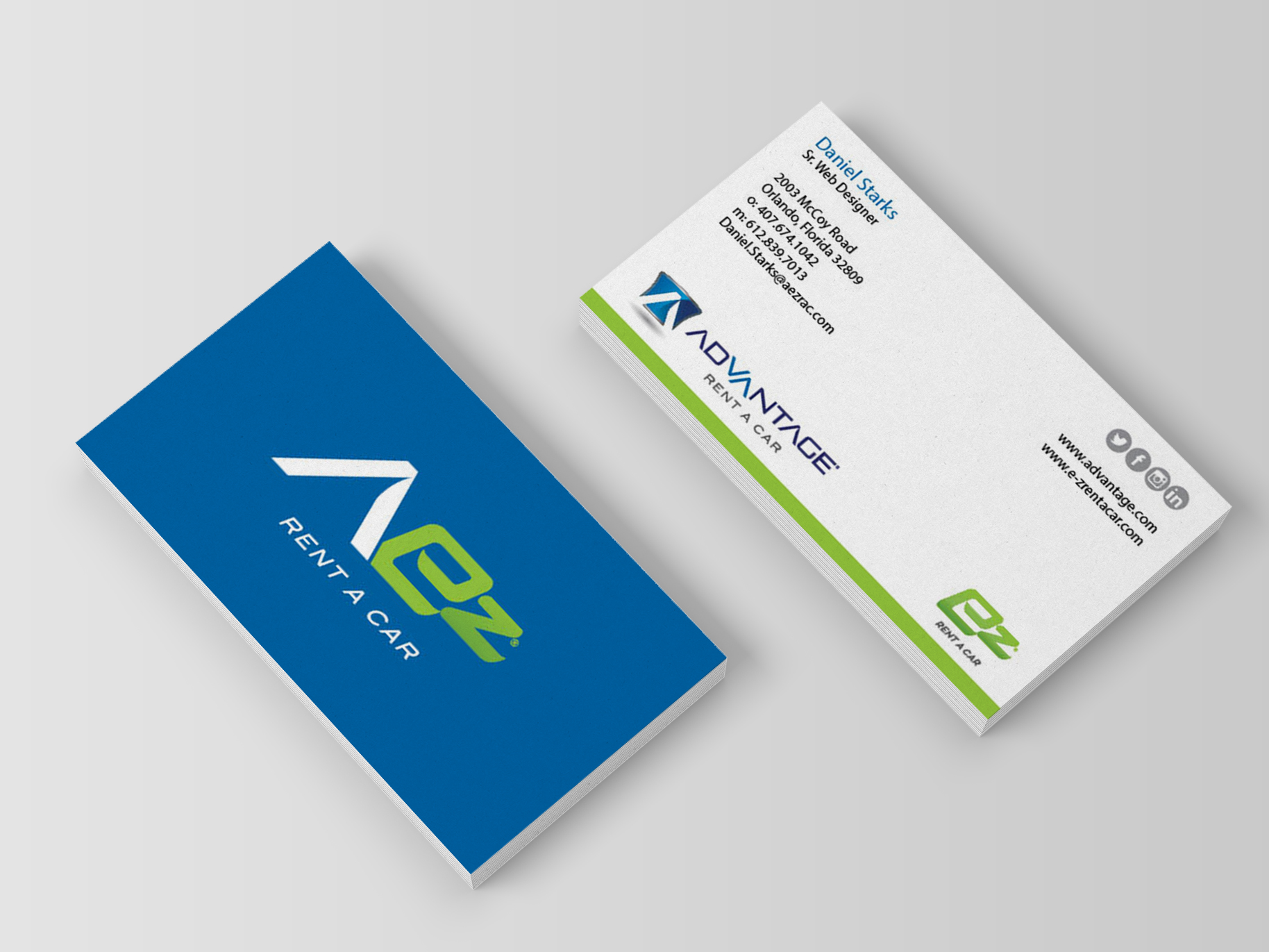 Daniel starks web developerui designergraphic artist orlando fl business card magicingreecefo Choice Image