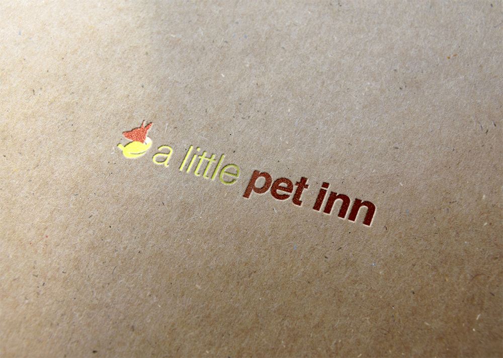 A Little Pet Inn Logo Design